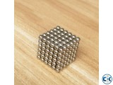 3D Powerful Magnetic Cube Buckyballs Toy Pazzle