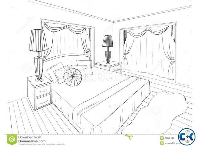 2 bedroom flat rent | ClickBD large image 0