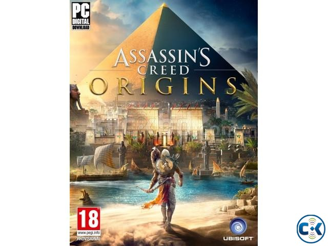 Assassin s Creed Origins Pc Game | ClickBD large image 0