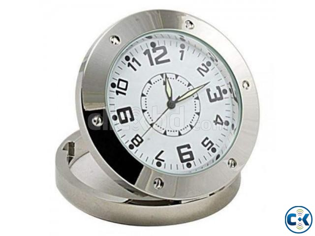 Video Camera Table clock | ClickBD large image 0