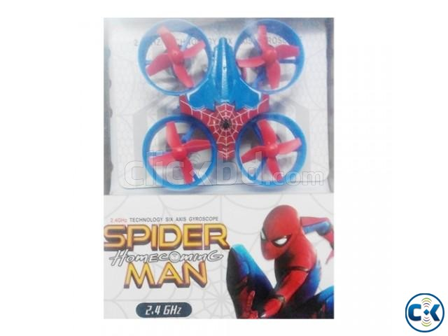 Spider Mini Drone | ClickBD large image 0