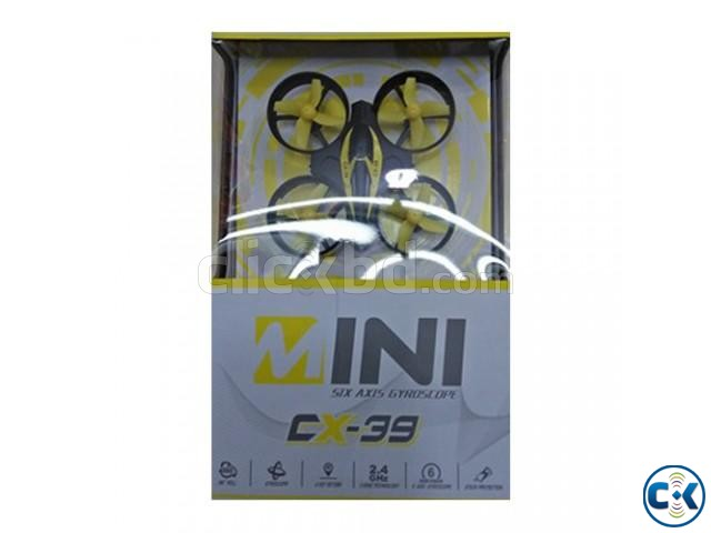 Mini Hi Speed Drone | ClickBD large image 0