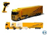 R C Heavy Truck Container - Yellow