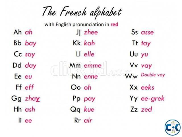 French Language In Dhaka | ClickBD large image 0