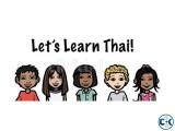 Thai Language Course in Dhaka