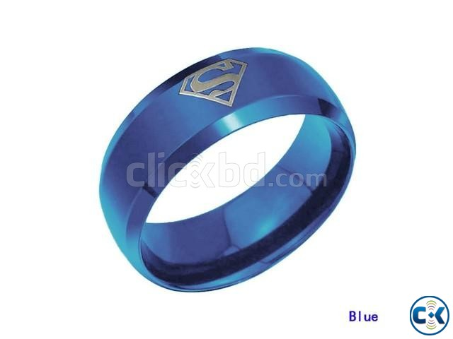 Stainless Steel Ring Titanium Band Wedding | ClickBD large image 1