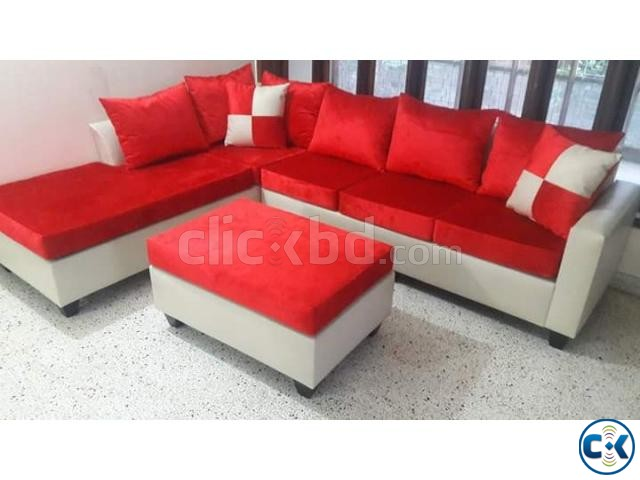 Bangladeshi Design Sofa Set | ClickBD large image 0