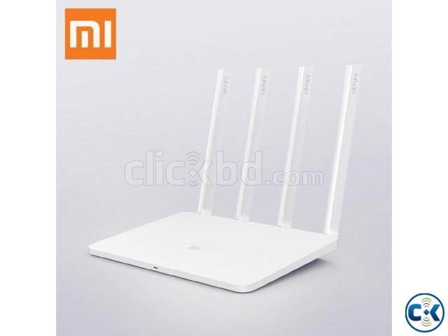 Xiaomi Mi WiFi Router 3 | ClickBD large image 0