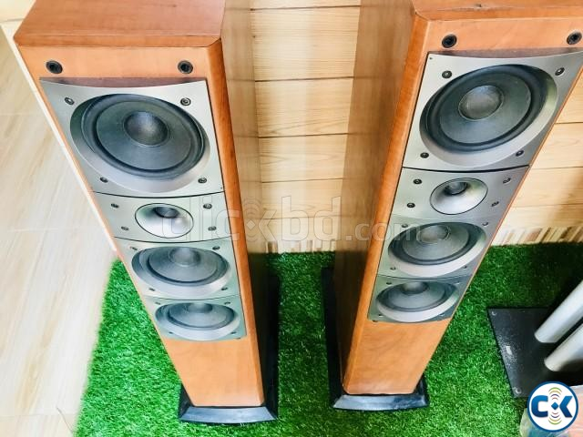 PIONEER 4 WAY TOWER SPEAKER SYSTEM. | ClickBD large image 2