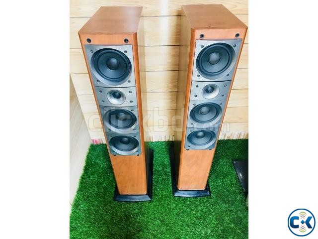 PIONEER 4 WAY TOWER SPEAKER SYSTEM. | ClickBD large image 3