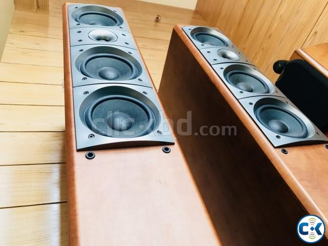 PIONEER 4 WAY TOWER SPEAKER SYSTEM. | ClickBD large image 4