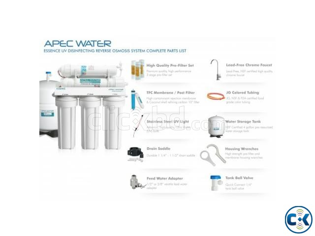 Reverse Osmosis Water Purifier | ClickBD large image 0