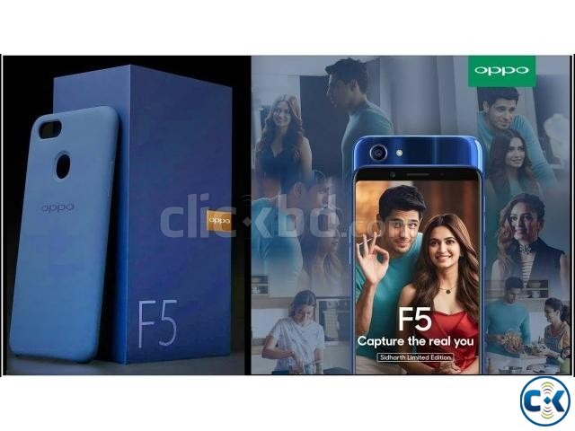 Oppo F5 32GB 1 Year Official Warranty | ClickBD large image 2