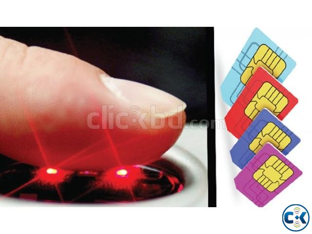 Banglalink 0191111 sim card | ClickBD large image 0