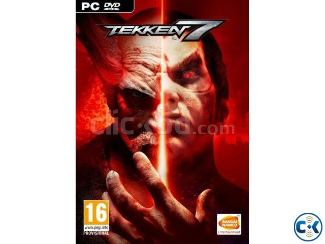 Tekken 7 Pc Game | ClickBD large image 0