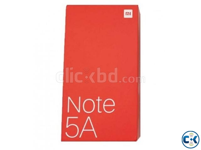 Redmi Note 5A Prime 3 32 GB Snapdragon 435 Global Version | ClickBD large image 1