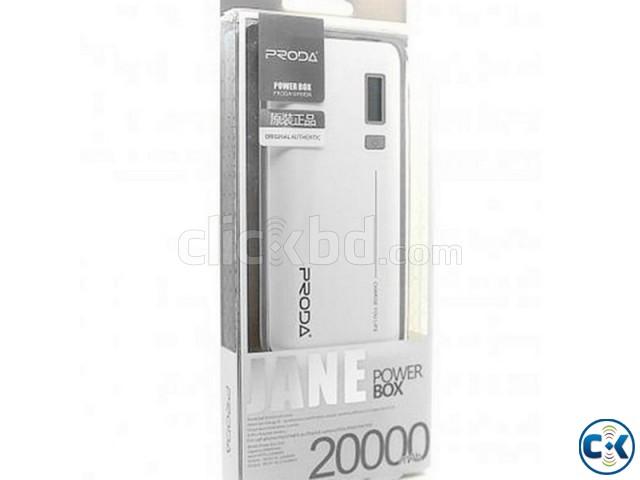 Power Bank Proda Jane V10 Power Box 20000 mAh | ClickBD large image 0
