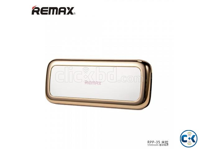 Remax Mirror Power Bank 5500mAh Best Price | ClickBD large image 3