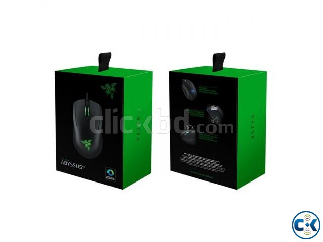 Razer Abyssus V2 Essential Ambidextrous Gaming Mouse | ClickBD large image 2