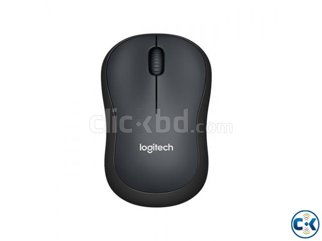 Logitech M221 Silent Wireless Mouse | ClickBD large image 1