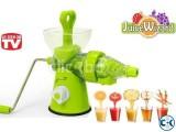 High Quality Hand Juicer Multi Grinder