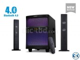 F D T-200X 2 1 Bluetooth 4.0 Soundbar Speaker System