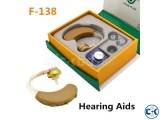 Hearing Aid Machine F138