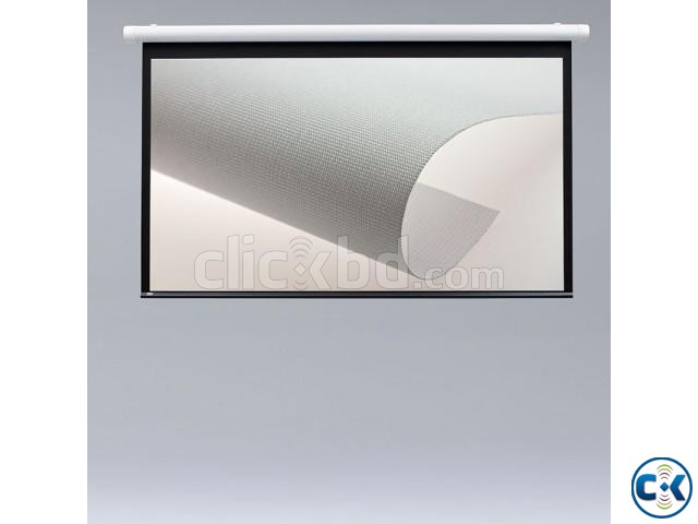 WALL PROJECTOR SCREEN 150  | ClickBD large image 0