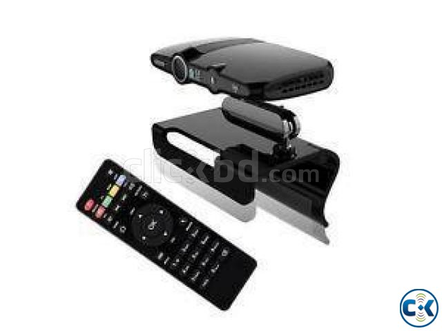 Android 4K Tv Box With Camera... 1GB RAM 4GB ROM | ClickBD large image 0