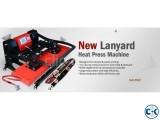 Lanyard Heat Press Super Quality