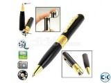Spy Video Camera Pen 32GB With Pendrive