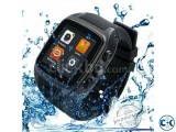 X01 Android 3G Wifi Smart Mobile Watch Water proof intact