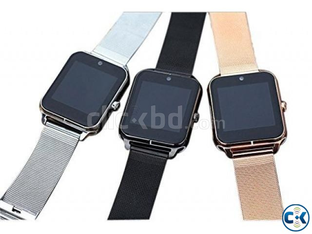 Smart Watch Z50 Original Sim SD-Card Supported | ClickBD large image 0