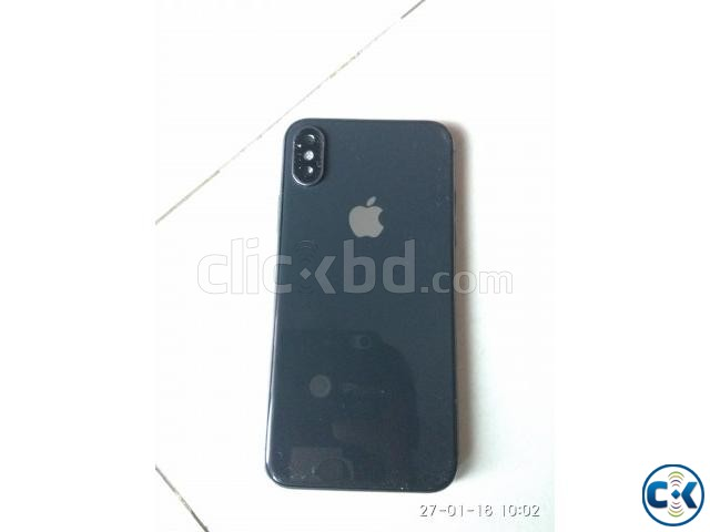 Iphone X 1st Copy | ClickBD large image 2