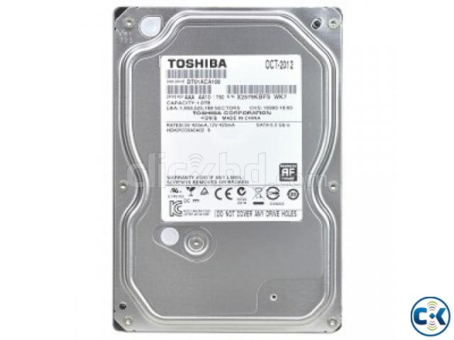 Toshiba 1TB Sata Desktop Hard Disk | ClickBD large image 0