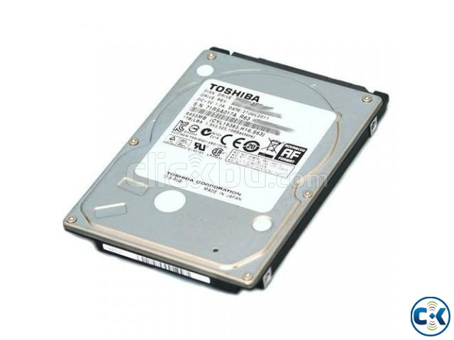 Toshiba 1TB Sata Laptop Hard Disk   ClickBD large image 0