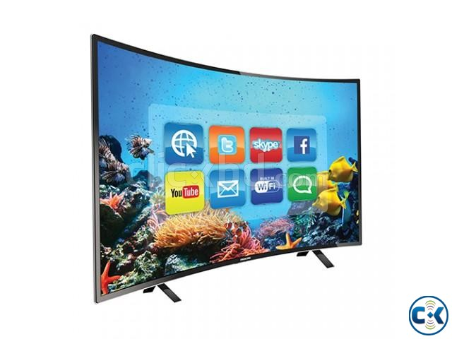 40 CURVED Android FULL HD LED TV | ClickBD large image 0