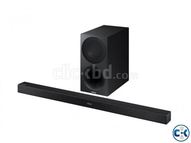Samsung HW-J355 2.1 Channel 120 Watt Wired Audio Soundbar | ClickBD large image 0