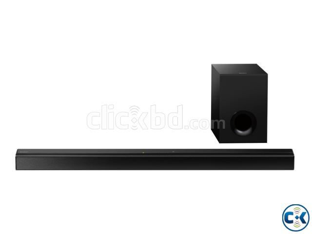 Samsung HW-J355 2.1 Channel 120 Watt Wired Audio Soundbar | ClickBD large image 1