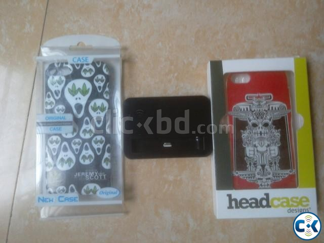Iphone5 DOCK BACK COVERS | ClickBD large image 1
