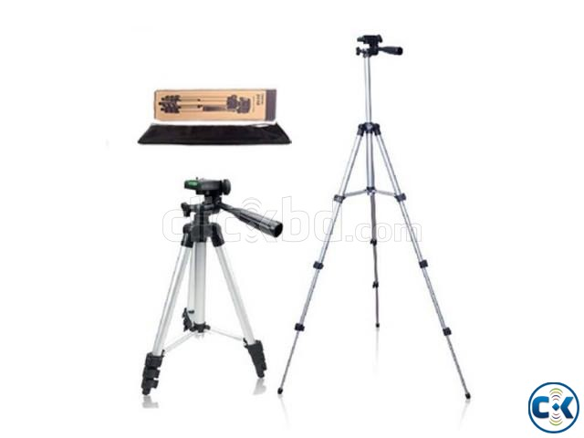 Tripod - 3110 Camera Stand and Mobile Stand | ClickBD large image 0