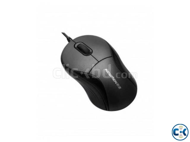 Newmen M200 Optical Wired Mouse | ClickBD large image 0