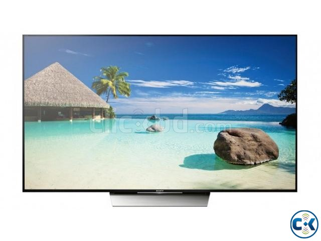 SONY BRAVIA X8500D 75INCH 4K LED TV | ClickBD large image 1