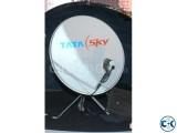 Tata Sky Full HD Setup Recharge