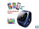 M26 Bluetooth Smart Mobile Watch Gear intact Box