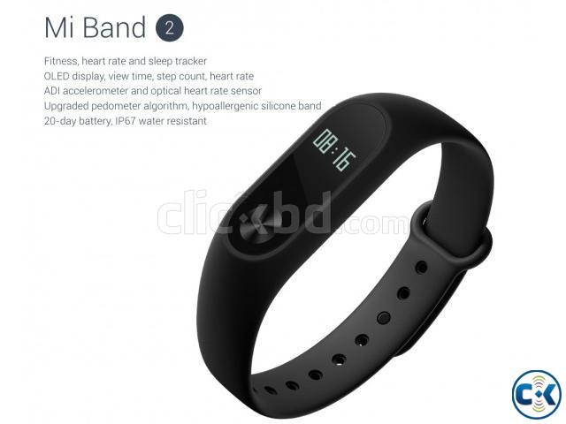 Xiaomi Mi Band 2 Smart Band | ClickBD large image 0