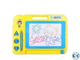 Maal Drawing Writing Board for Kids - Multicolour
