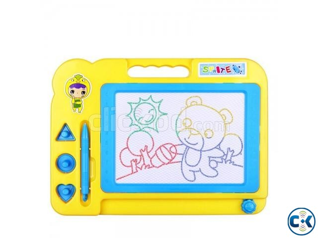 Maal Drawing Writing Board for Kids - Multicolour | ClickBD large image 0