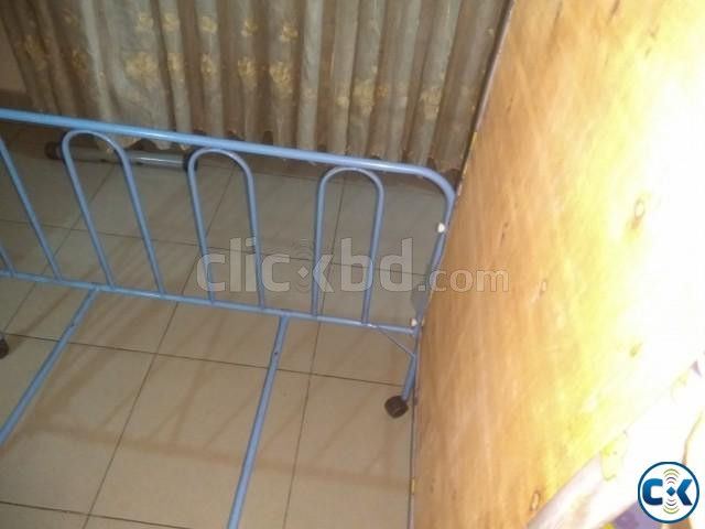 Baby Cot with Bedding and Mosquito Net | ClickBD large image 4