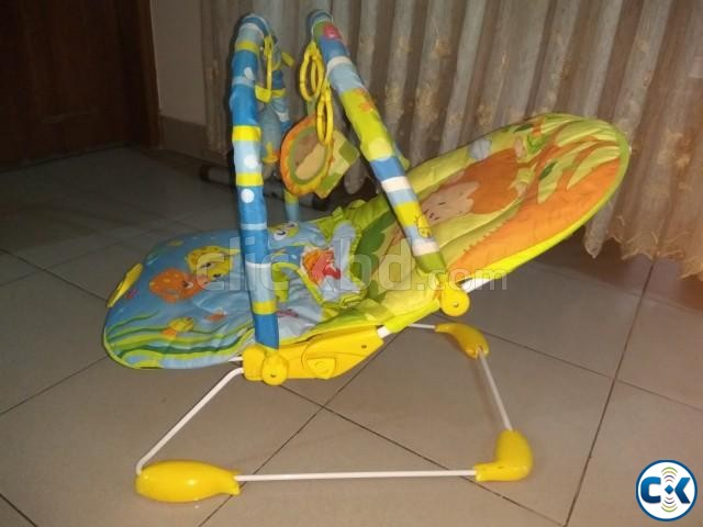 Cradling Bouncer for Babies | ClickBD large image 3